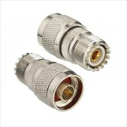 Conector N Macho S a SO-239