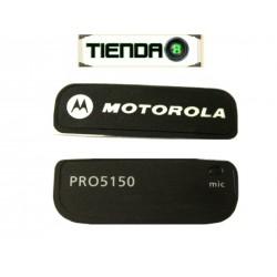 Logos Adhesivos para Carcasas de Motorola PRO5150
