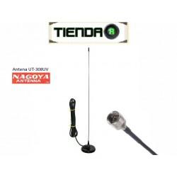 Antena Dual Banda Nagoya UT-308UV, PL-259