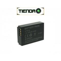 LP-E12 Batería Alternativa para Canon EOS M, EOS Rebel SL1, EOS 100D
