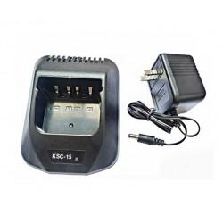 Cargador Alternativo KSC-15, Para Baterías Kenwood KNB-15A