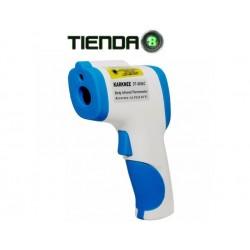 Termometro Infrarrojo Sin Contacto Para Medir Temperatura Corporal Tienda8 La temperatura corporal es un tema muy delicado de tratar. termometro infrarrojo sin contacto para medir temperatura corporal tienda8