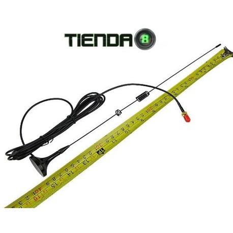 Antena Dual Banda Nagoya UT-106, SMA-F